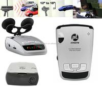 Radar Detector Car Radar Laser Speed Camera Detector With Voice Alarm For Mobile Police Radar And Fixed Camera