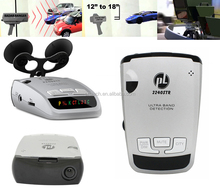 Radar Detector Car Radar Laser Speed Camera Detector With Voice Alarm For Mobile Police Radar And Fixed Camera