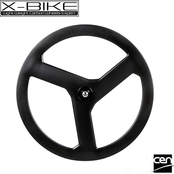 X-BIKE Light Weight And Durable Strong of capacity of acceleration 3 spoke bicycle wheel