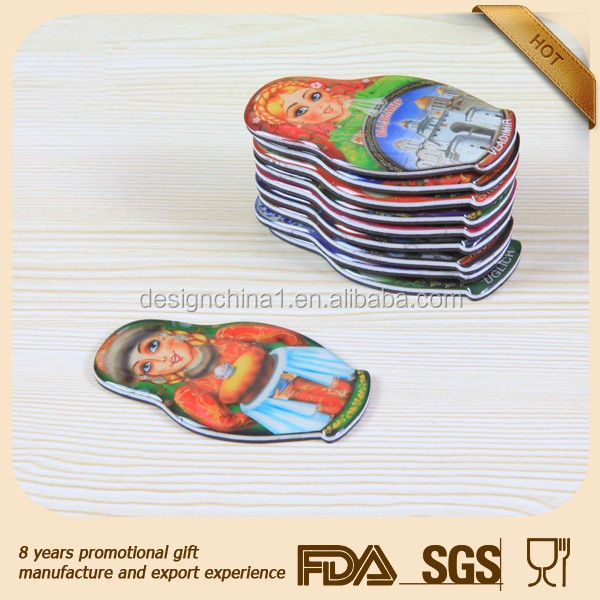 promotional 3d soft pvc fridge magnet,magnet for fridge