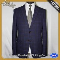 for personal contrast colour suit with high quality