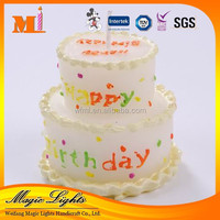 Popular New Personalized Eco-friendly Wax Creative Liquid Paraffin Candles