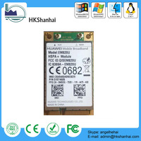 High quality quad-band mini pci express gsm huawei 3g module em820u