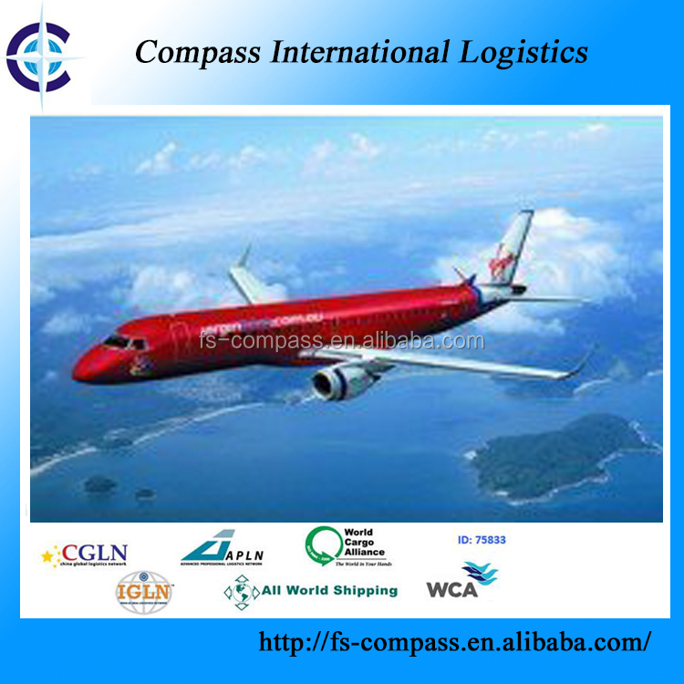 Fast air logistics with best cost from China to SANTIAGO DE COMPOSTELA AIRPORT,Spain