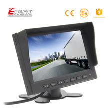Low MOQ 7 inch car monitor tft
