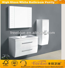 European Hot Sale Bathroom Cabinet with Mirror Cabinet