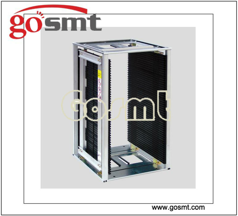 ESD Magazine SMT Rack For PCB Storage Screw Adjustment Type