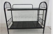 School or home or dormitory Modern bunk bed , metal bunk bed for children