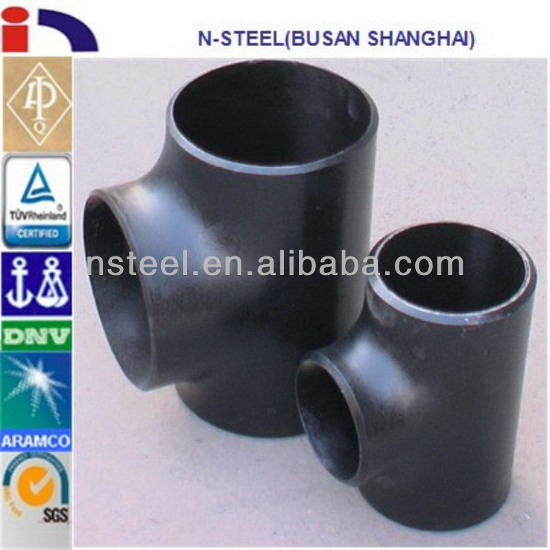 Newest tight sch 40 carbon steel pipe fittings
