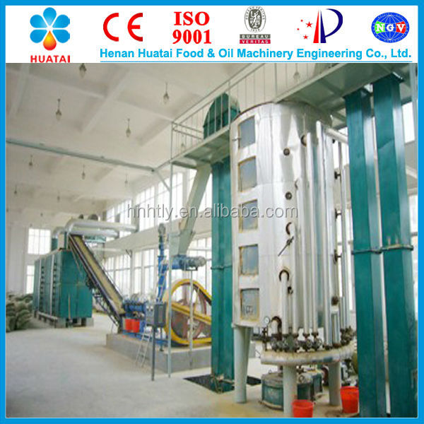 Best Quality Whole Set of Vegetable Oil Production Line from China / line of the production of vegetable oil