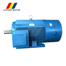 Electric induction motor 3 phase 80 hp 60kw with soft start cabinet