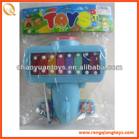cartoon plane ABS new plastic piano toy musical toy for kids with EN71 MS04143013