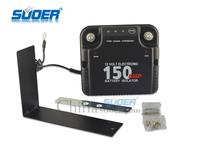 Suoer 150A 12V Vehicle Electronic Battery Isolator for Car