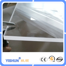 transparent clear acrylic glass sheet plastic sheet color