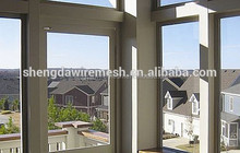 Stainless Steel Wire Mesh Window Screen / architectural decorative wire mesh