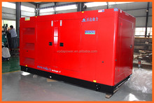 600KVA Soundproof Diesel generator Powered by Perkins engine