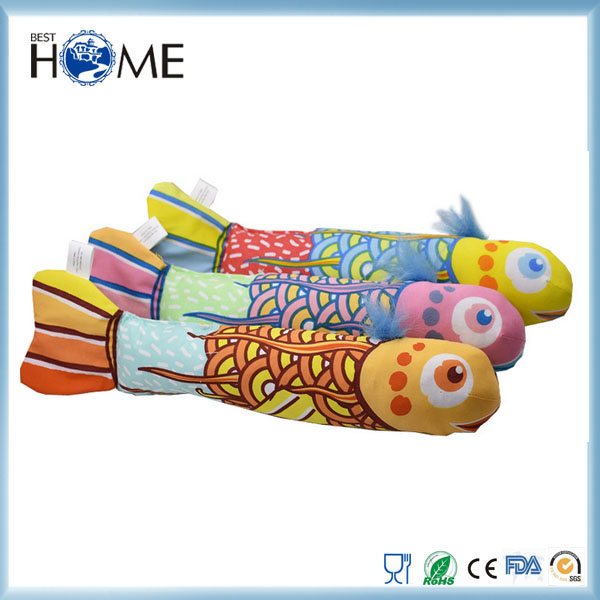 Fish Shape Catnip Fish Cat Toy Pet Sex Toys For Cat