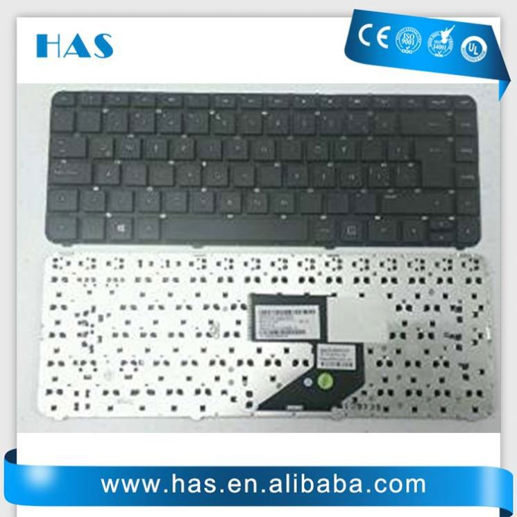 Hot sale Laptop keyboard for HP G4-2000 G4-2100 Arabic Black without frame