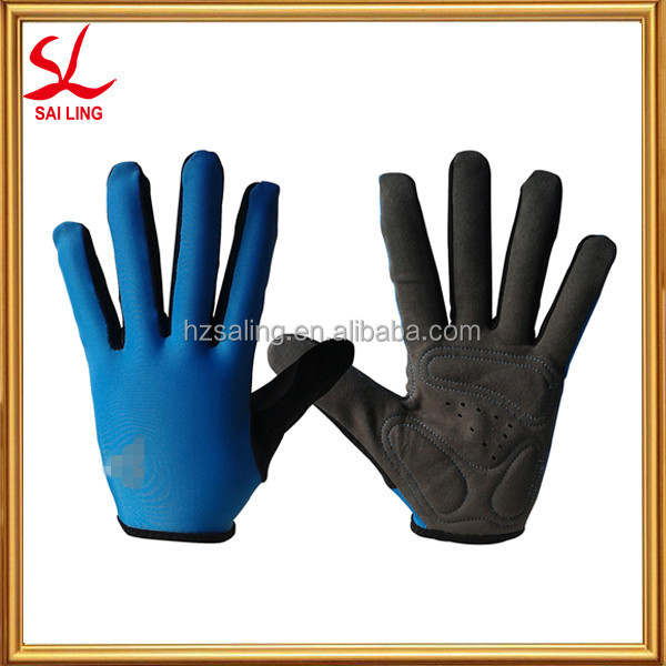 Outdoor Car Racing Gloves Comfortable Motorbike Gloves For Men