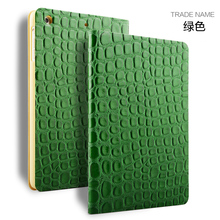 360 rotation magnetic flip tablet leather cover case for ipad mini