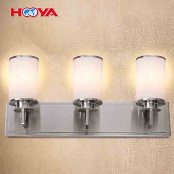 "23.5"" 3-Led Polished Chrome Vanity Fixture Bathroom Lighting Lamp Wall Sconces Bath Light"