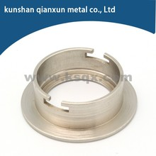 OEM/ODM cnc parts with chrome plated