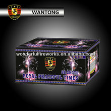 Display Professional Cakes Fireworks