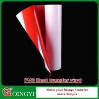 Easy to weed PVC vinyl roll with many colors
