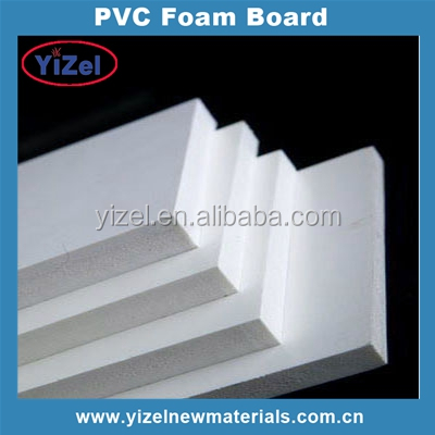 High quality Chinese manufacturer 4x8 white PVC foam sheet for display