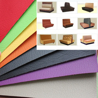 PVC artificial leather for sofa furniture