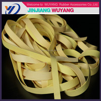 2016 Underwear specifical rubber band eco-friendly rubber band swimwear in quanzhou, China
