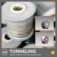 OEM Customized Casting Trailer Wheel