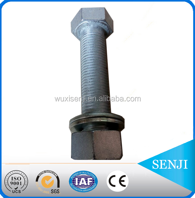 2016 Good Quality material Heavy Trailer wheel stud bolt for sale