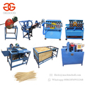 New Type Automatic Bamboo Stick Making Machine Toothpick Production Line