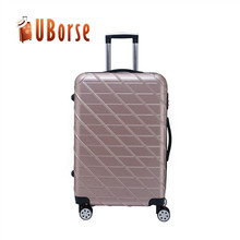 China decent luggage travel bags cool design suitcase luggage factory price custom luggage with low MOQ