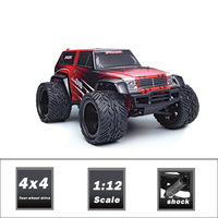 Outdoor kids toys 1/12 4wd off road brushless buggy for kids