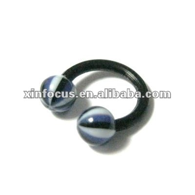 Jewelry Store CBR Jewelry Piercing Circle Bead Rings Jewelry Piercing Store