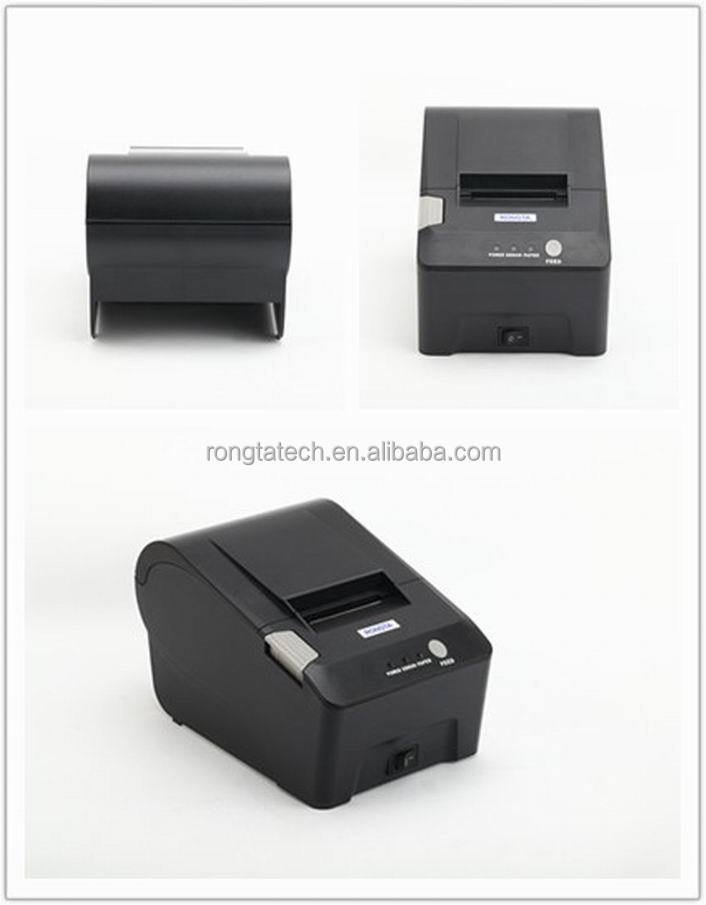 58mm Receipt Printer RP58/mini thermal ticket printer/Small Size bill printer