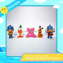 Popular plastic figure small toys