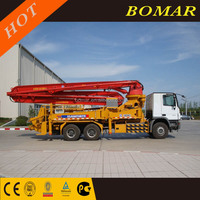 XCMG Truck Mounted Concrete Pump