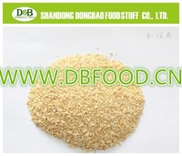 dried garlic granules from wholesome fresh white garlic