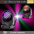 19x40w bee eye moving head zoom moving head lights china