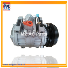 447220-0394 Vehicle Electric AC Sanden R134A Compressor For Toyota Coaster 2000