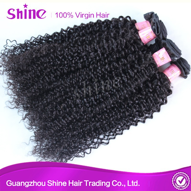 Hair Extensions Afro Kinky Curly Wholesale Virgin Indian Hair