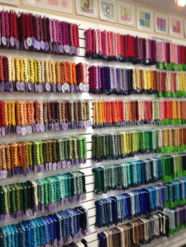 silk & wool yarns for needlepoint