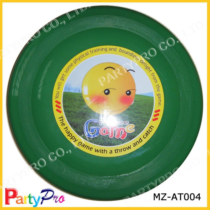Promotional Plastic Frisbee for Pet Toy Dis Golf