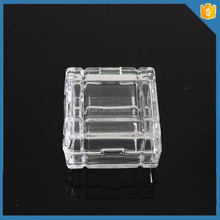 straight sided glass jar decorative square glass jars and lids