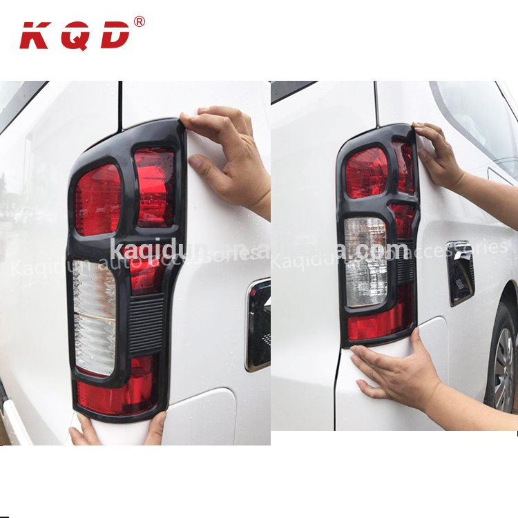 Hot selling Car chrome auto chrome tail light cover car accessories for NV350