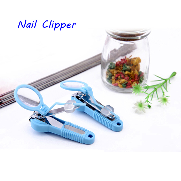 Alibaba Wholesale Nail Clipper with Catcher, Nail File Nail Cutter with Magnifier