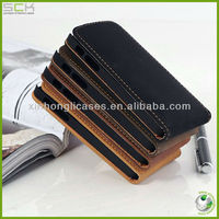New Arrival Leather Case for Iphone 5 5S